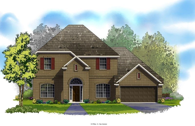 Terra Bella Executive by David Weekley Homes