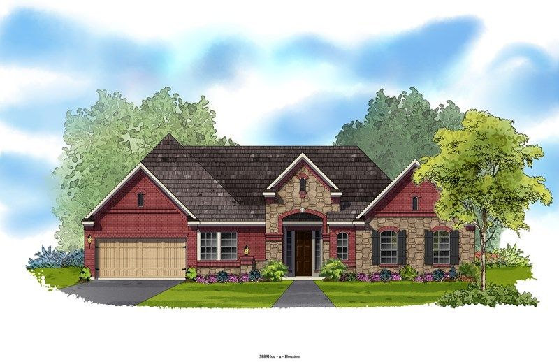 Dickens - Build on Your Lot - Central: Houston, TX - David Weekley Homes