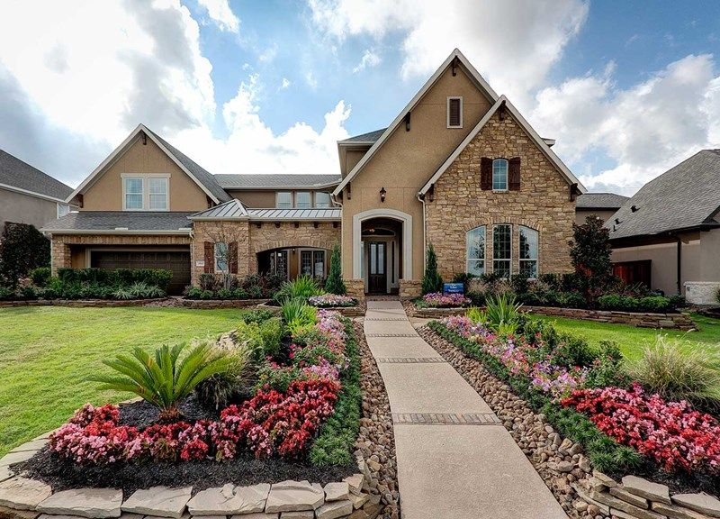 Lilac - Sterling Creek 90': Friendswood, TX - David Weekley Homes
