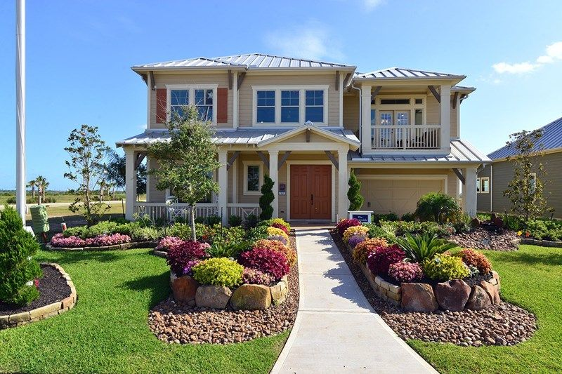 Oceanside - Grand Cay Harbour 60': Texas City, TX - David Weekley Homes
