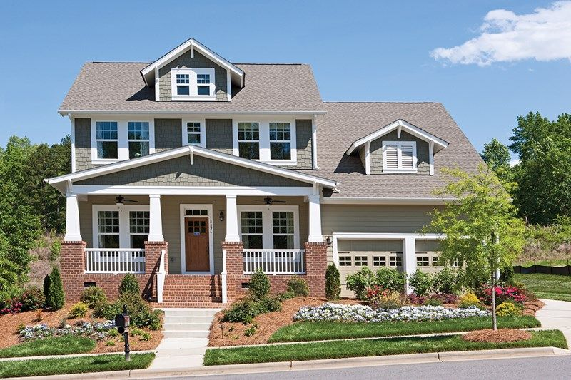 Carolyn - Bailey Springs Traditional Collection: Davidson, NC - David Weekley Homes
