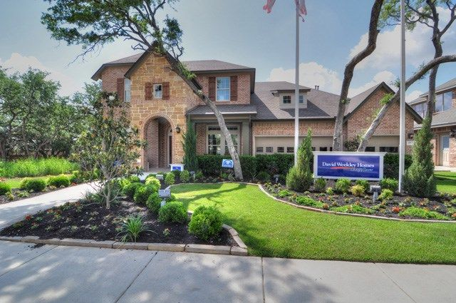 Schumacher - The Preserve at Alamo Ranch 70' Homesites: San Antonio, TX - David Weekley Homes