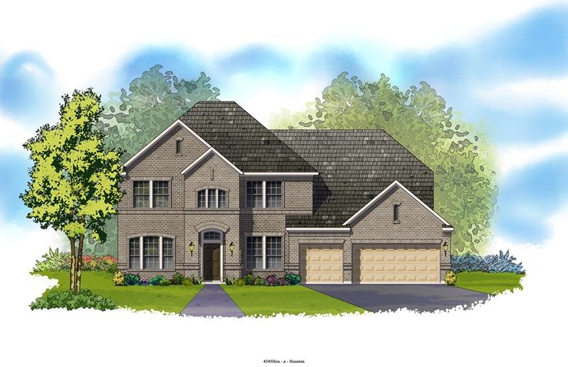 Urbandale - The Preserve at Alamo Ranch 70' Homesites: San Antonio, TX - David Weekley Homes