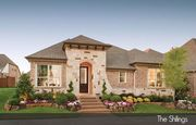 homes in Castle Hills Reserve by David Weekley Homes