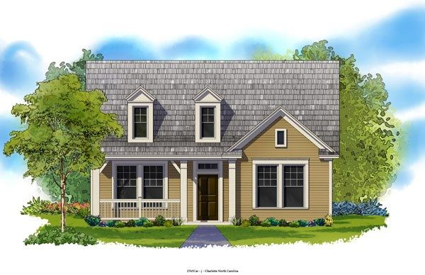 Jessica - Eagle Park Village Collection: Belmont, NC - David Weekley Homes