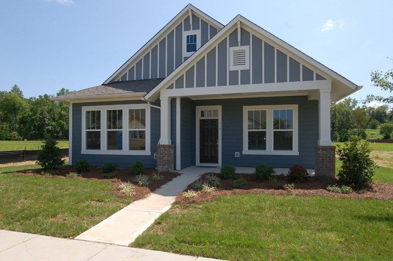 Clover - Eagle Park Village Collection: Belmont, NC - David Weekley Homes