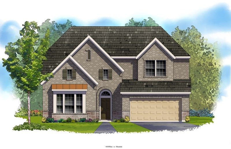 Laport - Cinco Ranch 65' Homesites: Katy, TX - David Weekley Homes