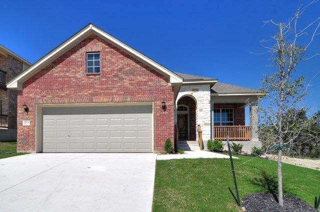 Begonia - Weston Oaks 55'- The Trails: San Antonio, TX - David Weekley Homes