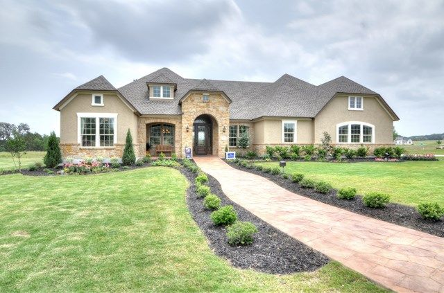 Fredericksburg - Rockwall Ranch: New Braunfels, TX - David Weekley Homes