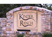 homes in Kinder Ranch 55' by David Weekley Homes