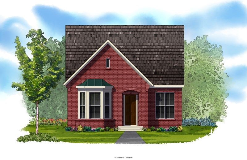 Lakeland Heights Cottage Series by David Weekley Homes