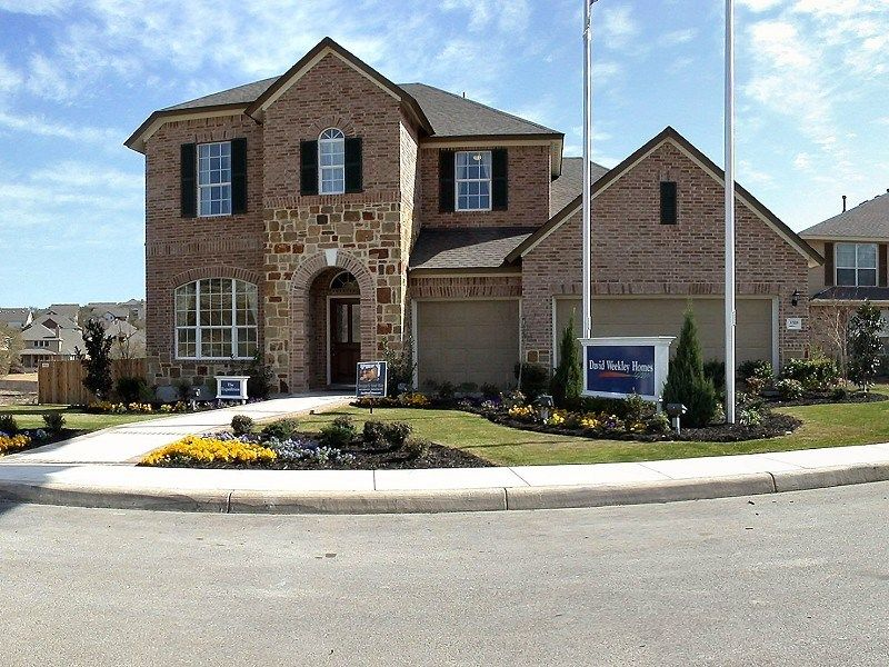 Colony at Indian Springs by David Weekley Homes