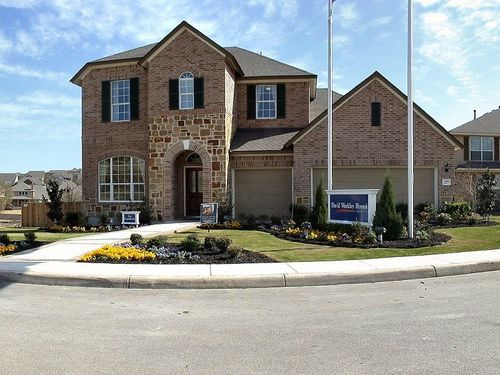 Colony at Indian Springs by David Weekley Homes in San Antonio Texas