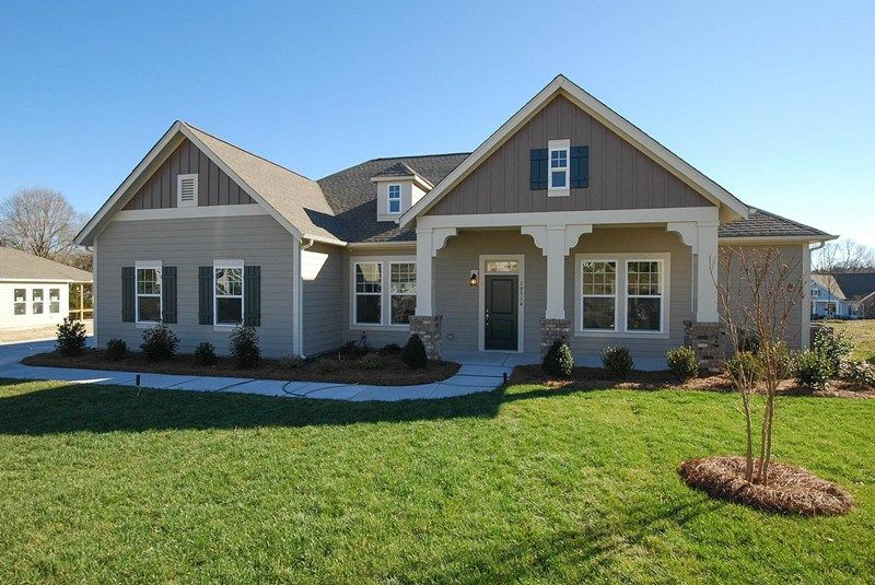 Everson - Hawthorne: Harrisburg, NC - David Weekley Homes