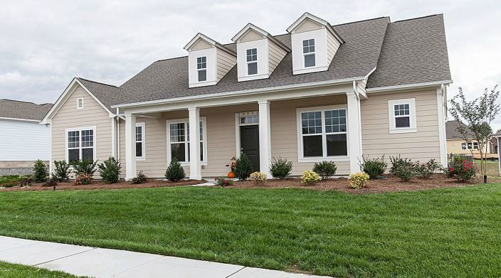 Lowe - Hawthorne: Harrisburg, NC - David Weekley Homes