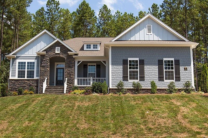 Seagrass - Hawthorne: Harrisburg, NC - David Weekley Homes