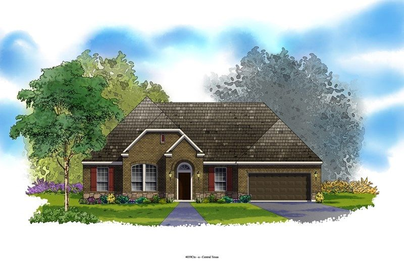 Centerville - Belterra: Austin, TX - David Weekley Homes