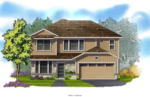 house for sale in The Springs at Walnut Creek by David Weekley Homes