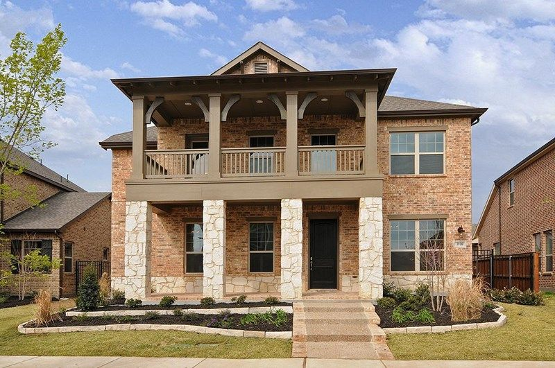 Margeaux - Viridian Executive: Arlington, TX - David Weekley Homes