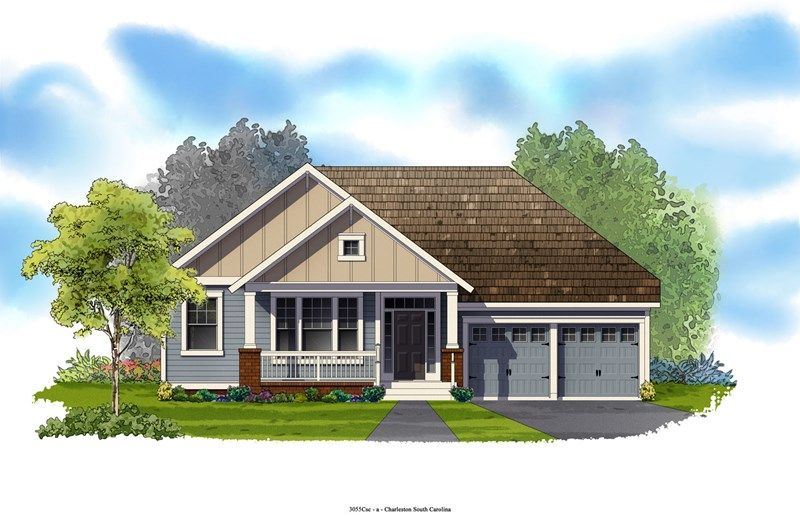 Dalehaven - Carnes Crossroads: Goose Creek, SC - David Weekley Homes