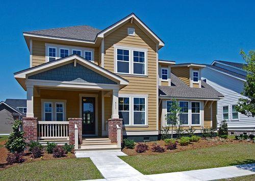 Carnes Crossroads by David Weekley Homes in Charleston South Carolina