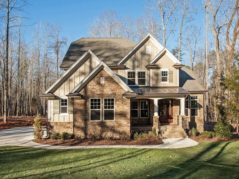 Primrose II - MacTavish: Raleigh, NC - David Weekley Homes