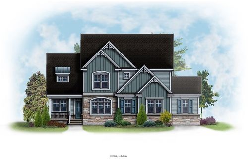 Mt. Vernon Crossing by David Weekley Homes in Raleigh-Durham-Chapel Hill North Carolina