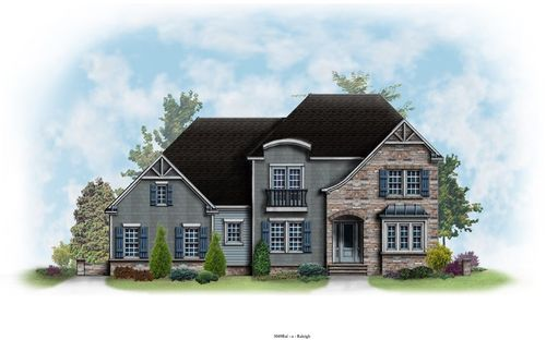 Dunhill by David Weekley Homes in Raleigh-Durham-Chapel Hill North Carolina