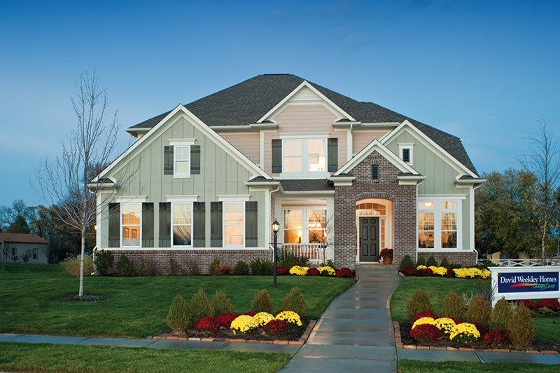 Primrose - Slater Woods: Noblesville, IN - David Weekley Homes