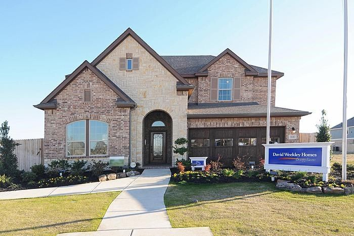 Jewell - Lakes of River Trails: Fort Worth, TX - David Weekley Homes