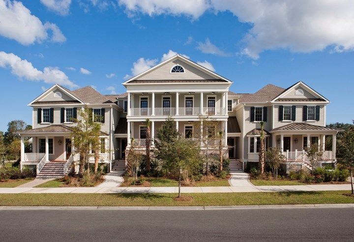 Adgers - Rivergreen Place Townhomes: Charleston, SC - David Weekley Homes