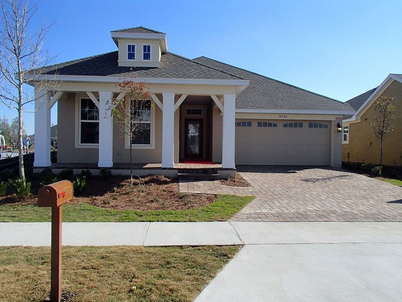 Cornelia - Randal Park - Park Homes: Orlando, FL - David Weekley Homes
