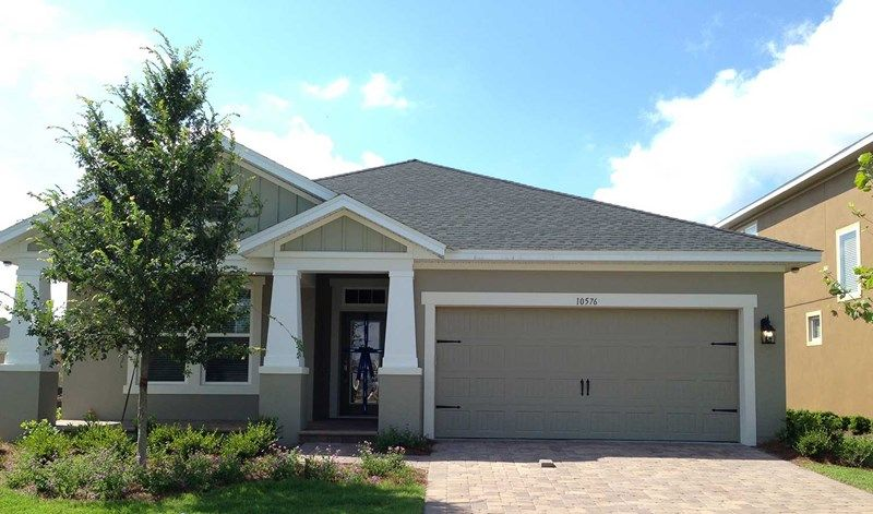 Brisbane - Randal Park - Park Homes: Orlando, FL - David Weekley Homes