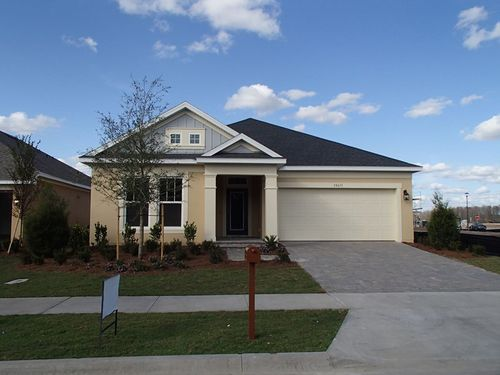 Randal Park - Park Homes by David Weekley Homes in Orlando Florida
