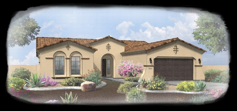 Ladera - Blackstone at Vistancia: Peoria, AZ - David Weekley Homes