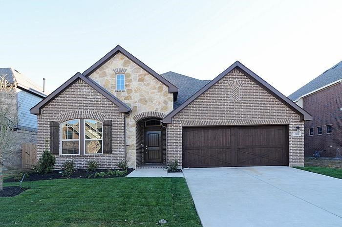 Romero - Lakes of River Trails: Fort Worth, TX - David Weekley Homes