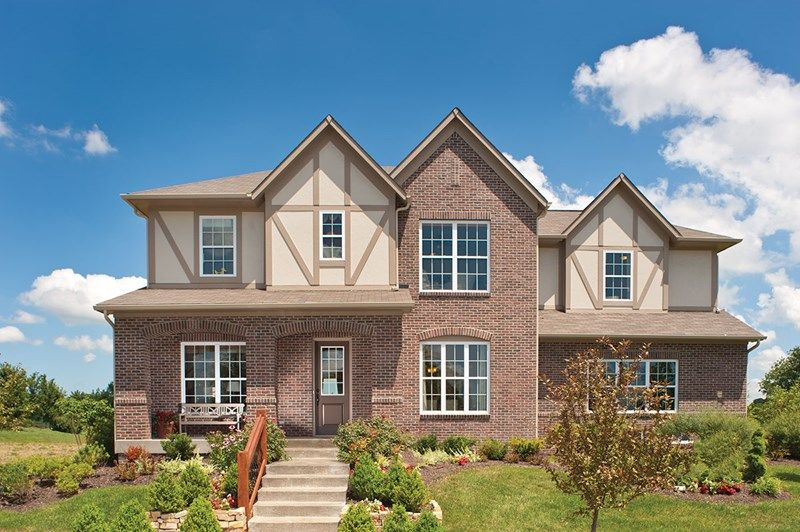 Westcott - Twin Oaks: Noblesville, IN - David Weekley Homes