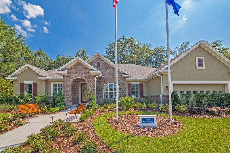 Sunnyside - Cross Creek: Jacksonville, FL - David Weekley Homes