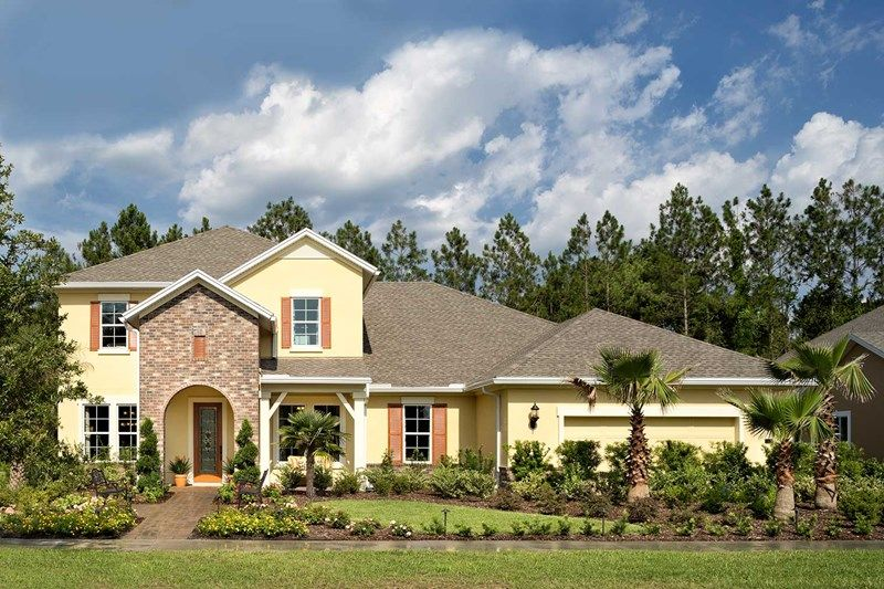 Greenleaf Village Executive Series by David Weekley Homes