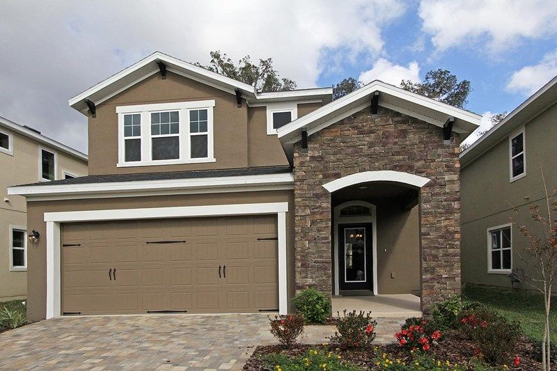 Jaeger - Bayberry Glen: Lithia, FL - David Weekley Homes