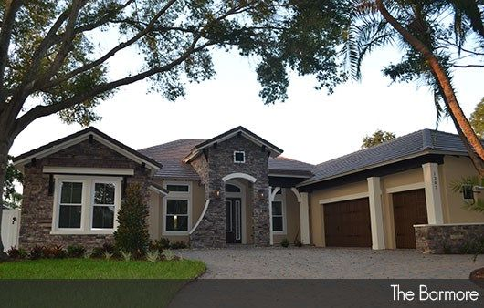 Barmore - Old Memorial Estates: Tampa, FL - David Weekley Homes