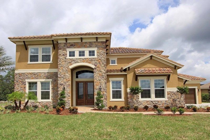 Elaine - Old Memorial Estates: Tampa, FL - David Weekley Homes