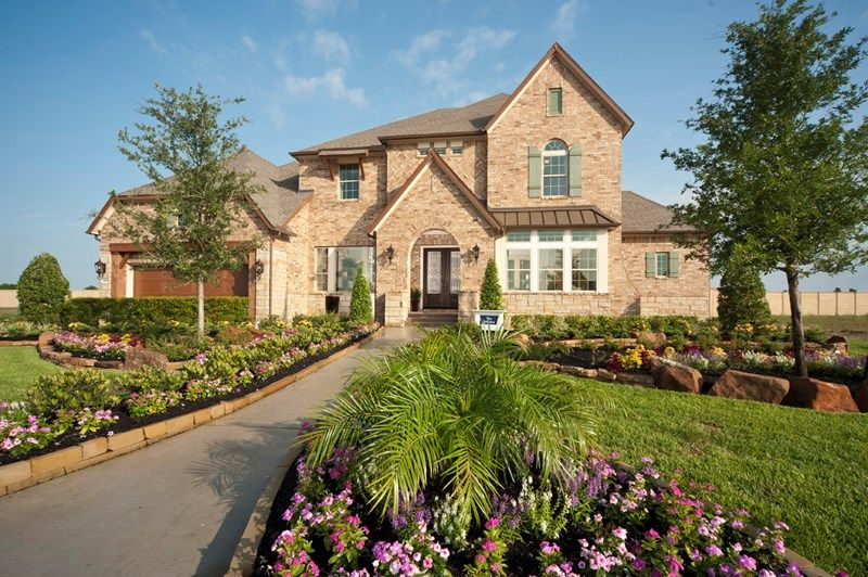 Jeffries - Sterling Creek 90': Friendswood, TX - David Weekley Homes