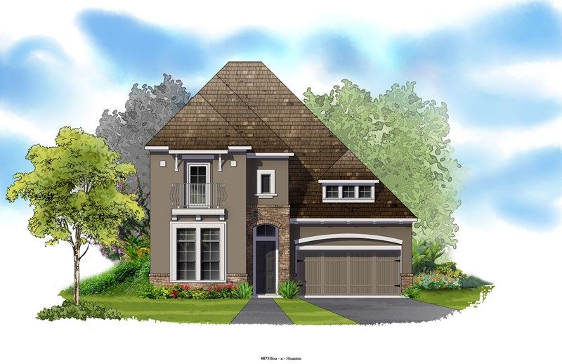 Emory  1Xsale - Creek Bend at Lake Pointe: Sugar Land, TX - David Weekley Homes