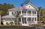 homes in Carolina Park by David Weekley Homes