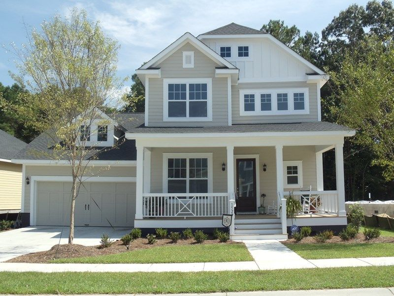 Waltrip - Carolina Park: Mount Pleasant, SC - David Weekley Homes
