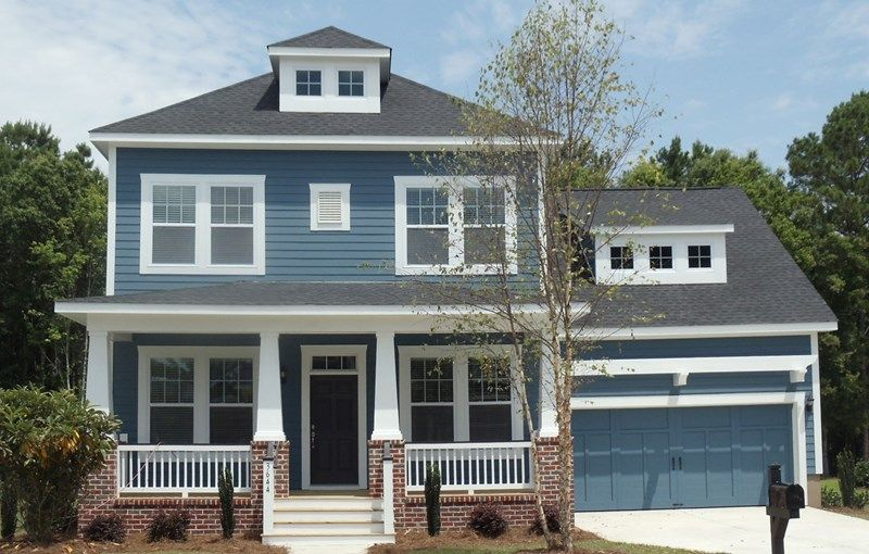 Backstrom - Carolina Park: Mount Pleasant, SC - David Weekley Homes