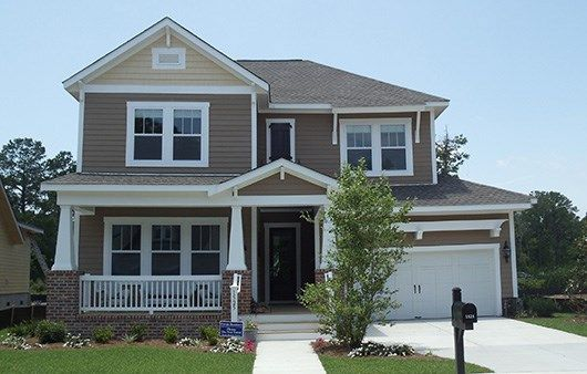 Whitham - Carolina Park: Mount Pleasant, SC - David Weekley Homes