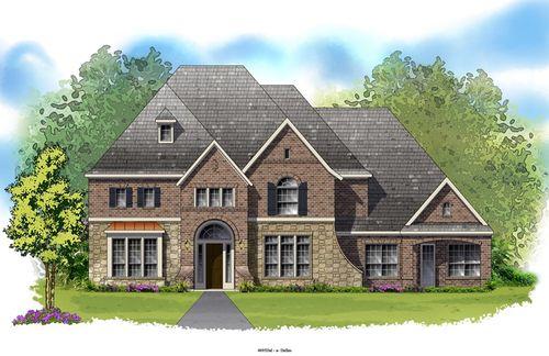 Hamilton Hills by David Weekley Homes in Dallas Texas