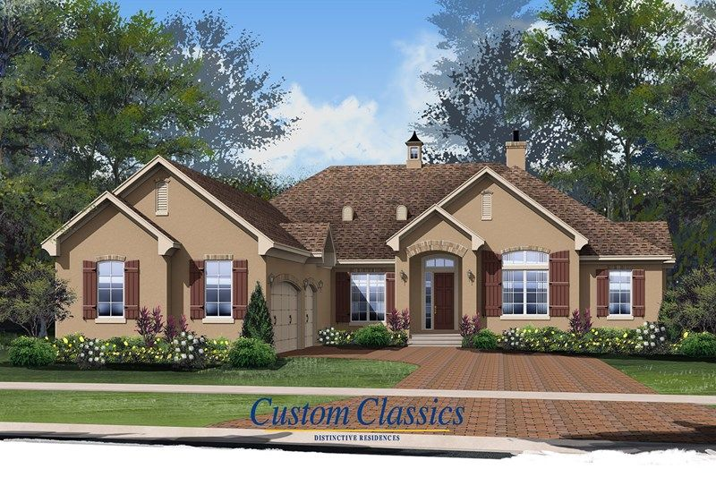 Mirasol - Pablo Creek Reserve Cottages: Jacksonville, FL - David Weekley Homes